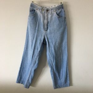 Vintage Cropped HighRise Sz 3/4